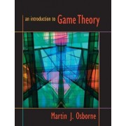 An Introduction to Game Theory by Martin J. Osborne