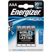 Baterii AAA Energizer 7638900273267, 1.5V, 4 buc