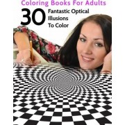 30 Fantastic Optical Illusions to Color by B Well