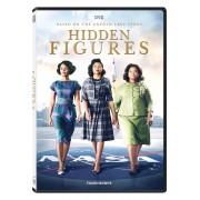 Hidden Figures: Taraji P. Henson, Octavia Spencer, Janelle Monáe - Figuri secrete (DVD)