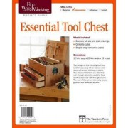 Fine Woodworking's Essential Tool Chest Plan by Editors Of Fine Woodworking