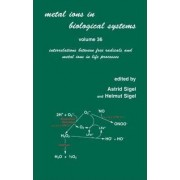 Metal Ions in Biological Systems: Interrelations Between Free Radicals and Metal Ions in Life Processes Volume 36 by Astrid Sigel