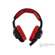 Casti gaming APPROX APPGH10 Gaming Headset, negru/rosu