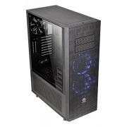 Thermaltake ca 1 F8 - 00 M1WN-00 per 02 - Case per PC Nero