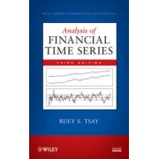Analysis of Financial Time Series, Third Edition by Ruey S. Tsay