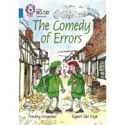 The Comedy of Errors: Band 16/Sapphire