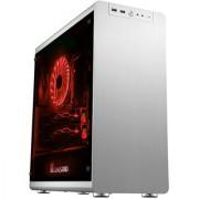 JONSBO RM4 ATX COMPUTER CASE (Silver)