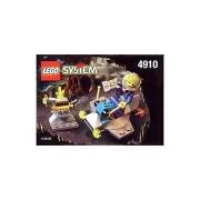 LEGO 4910 - Rock Raiders Hoverboard, 39 piezas