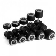 Abilica Rubber Dumbbell, Abilica, 2x52,5 kg