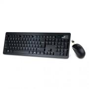 Set GENIUS SlimStar 8005 USB Black CZK+SK
