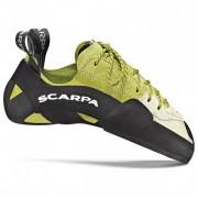 Scarpa - Mago - Kletterschuhe Gr 38,5 schwarz/gelb