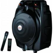 Boxa Portabila activa Akai SS022A-X6, Bluetooth (Negru)