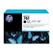 HP 761 400-ml Matte Black Designjet Ink Cartridge (CM991A)
