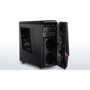 Lenovo - IdeaCentre Y900 4GHz i7-6700K Torre Negro, Rojo PC