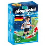 Playmobil - Playmobil Sports and Action Football Player Germany (6893)