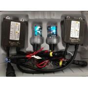 Kit Xenon CanBus Standard, H4 o faza, 35W, 12/24V
