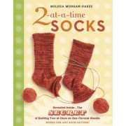 2 at A Times Socks by Melissa Morgan-Oakes