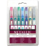 Studio Series Micro-Line Metallic Markers (Set of 7)