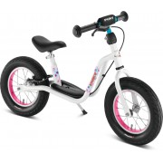 Puky LR XL Rower biegowy biały/czarny Rowery dla dzieci i młodzieży