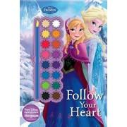 Disney Frozen Follow Your Heart by Parragon Books Ltd