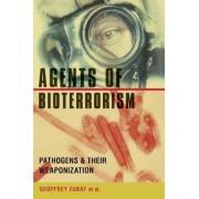 Agents of Bioterrorism by Geoffrey Zubay