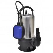 vidaXL Ponorné čerpadlo na znečištěnou vodu 1100 W 16500 l/h