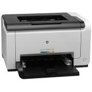 Принтер HP LaserJet Pro CP1025nw Color Printer C5; DL; A4; A5; A6; B5 600 x 600 dpi 16 ppm / 4 ppmAs fast as 15.5 sec 802.11b/g/n WLAN 800 стр. / месец