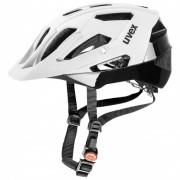 Uvex - Quatro - Radhelm Gr 56-61 cm schwarz/grau/weiß