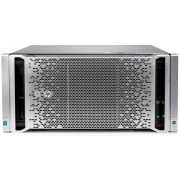 Server HP ProLiant ML350 Gen9 (2 x Procesor Intel® Xeon® E5-2630 v3 (20M Cache, 2.40 GHz), Haswell, 2x16GB @2133MHz, DDR4, RDIMM, No HDD, 2x800W PSU)