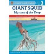 Giant Squid by Jennifer Dussling