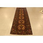 Passadeira Persa Beluchi de Oração 2,80 x 0,90m