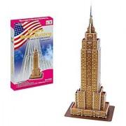 Philomel 3D Puzzle Empire State Building Ravensburger Jigsaw 23 PCS 4.4 x 3 x 10.6
