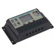 SC1224-10A - Контролер за заряд на соларeн панел 10A 12/24V - соларно зарядно