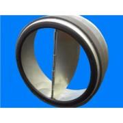 Gonal VAR 125 függőlegesen beépíthető fém pillangószelep - Ø125