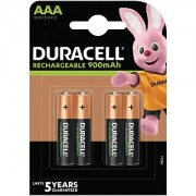 Duracell AAA 850 mAh x 4 (HR03-A)