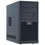 Chieftec sd-01b-u3 Mini Tower Case per PC (MATX, 2 x 5,25/2 x 3,5 esterne, 2 x 3,5 interne, 2 x USB 3.0), colore: nero
