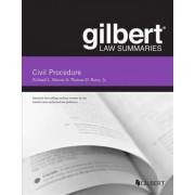 Gilbert Law Summary on Civil Procedure by Richard Marcus
