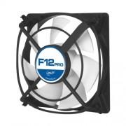 ARCTIC F12 PRO - Ventola per case - 120 mm ad alta potenza con brevettata sistema anti-vibrazione