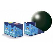 Revell Acrylics (Aqua) - 18ml - Aqua dark green silk - RV36363