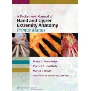 A Pocketbook Manual of Hand and Upper Extremity Anatomy: Primus Manus by Fraser J. Leversedge