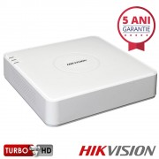 DVR CU 8 CANALE TURBO HD HIKVISION DS-7108HQHI-F1/N