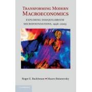 Transforming Modern Macroeconomics by Professor Roger E. Backhouse