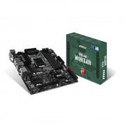 Carte mre B150M MORTAR Micro ATX Socket 1151 Intel B150 Express - SATA 6Gb/s + SATA Express - USB 3.1 - 2x PCI-Express 3.0 16x