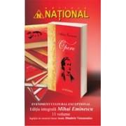 Ediţie integrală Mihai Eminescu - 11 volume.