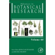 Advances in Botanical Research: Volume 60 by Jean-Claude Kader