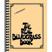 The Real Bluegrass Book, C Instruments by Hal Leonard Corp