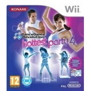 Dance Dance Revolution Hottest Party include DanceMat Wii