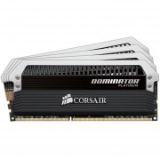 Corsair Dominator Platinum 32GB (4x8GB) DDR3 1866 MHz (PC3 15000) Desktop Memory (CMD32GX3M4A1866C10)