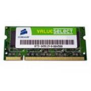 Corsair 4GB DDR3 1333MHz Laptop Memory Module CL9 (9-9-9-24) 1.5V