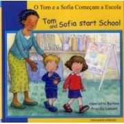 Barkow, H: Tom And Sofia Start School In Portuguese And Engl